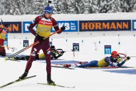 Биатлон. 1-й этап КМ 2018-2019, Поклюка, мужской спринт 07.12.2018: прямая онлайн трансляция