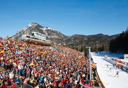 Расписание пятого этапа КМ 2018-2019 по биатлону, трансляции гонок в Рупольдинге