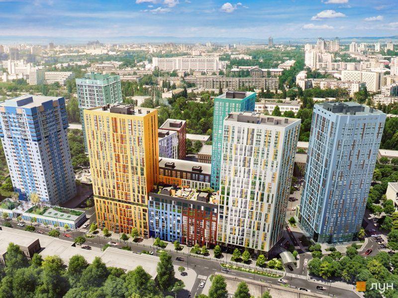 Купить квартиру в киевском ЖК «Малахит»