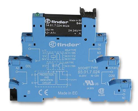 Где купить реле времени от итальянского производителя Finder?