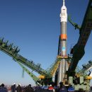 Роскосмос показал ролик аварии «Союза-ФГ»