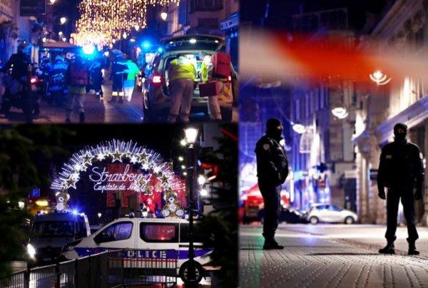 Число жертв стрельбы в Страсбурге достигло четырёх человек