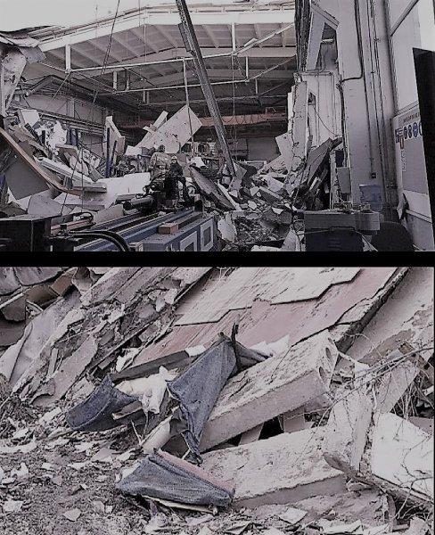 В Подмосковье из-за разрушения здания погибли 3 человека