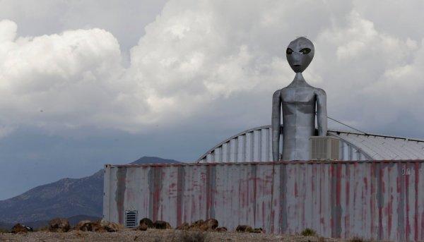Исследователи рассказали тайны «Зоны 51»