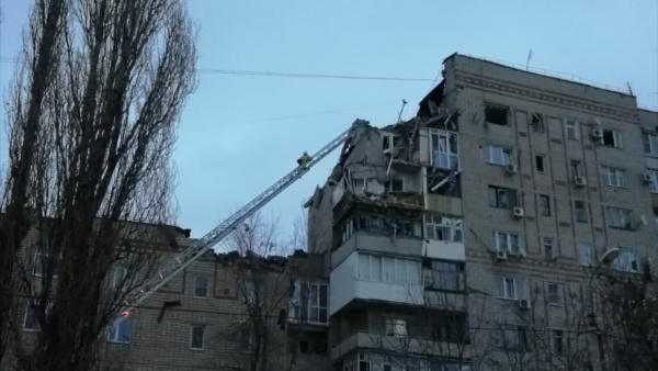 Названа причина взрыва жилого дома в Шахтах