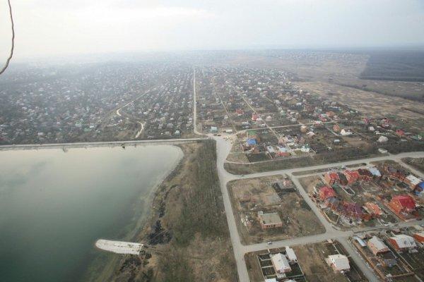 Плотину на Ростовском море признали аварийной