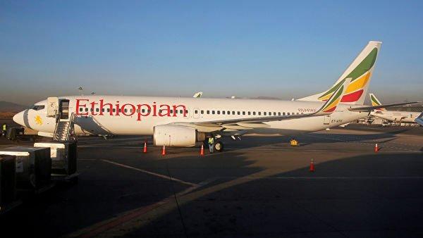 Над Эфиопией потерпел крушение пассажирский самолет