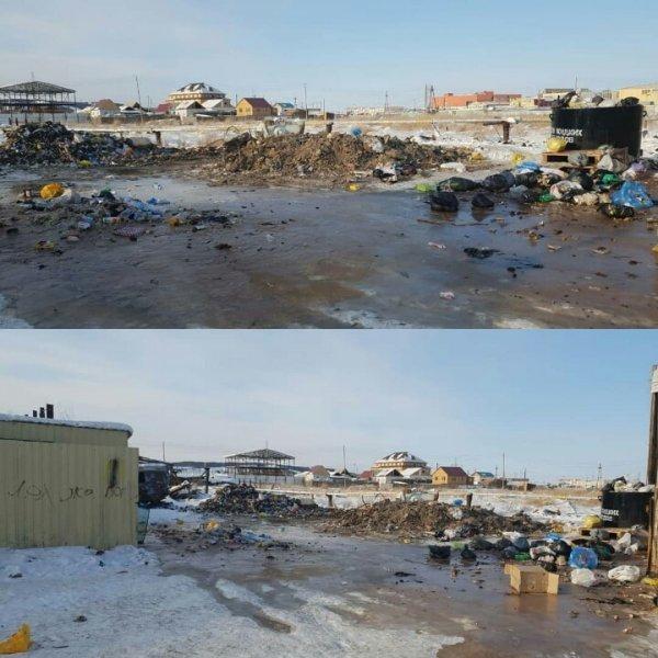 Якутия на грани эпидемиологической катастрофы из-за мусора