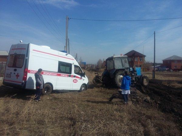 Позорище: «Убитые» дороги Омска не дают скорой помощи спасать пациентов