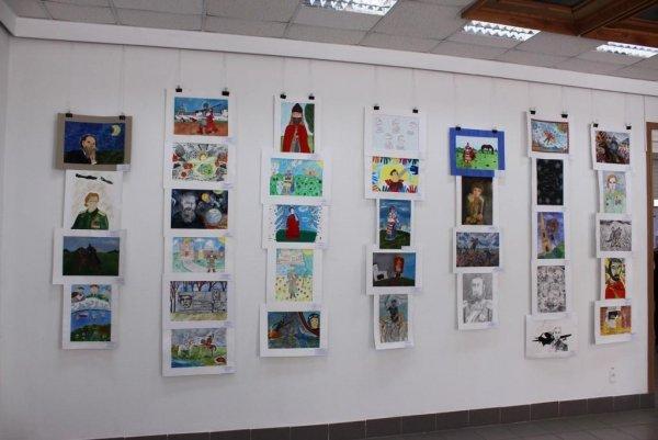 В Рязанском выставочном центре затопило более 100 уникальных произведений искусств
