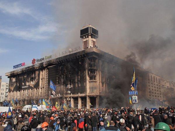 В Киеве избили судью, рассматривающего дело об убийствах на Майдане
