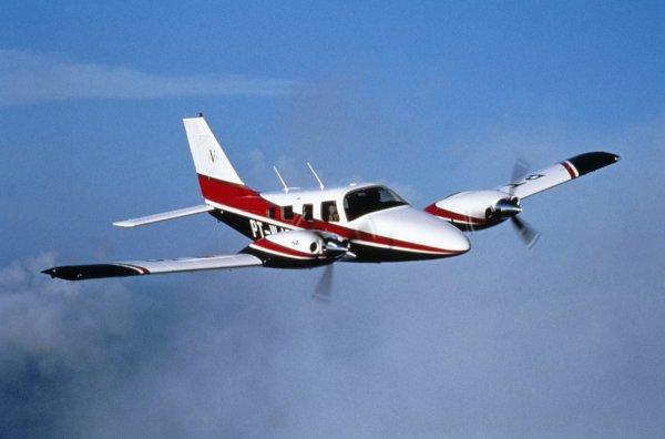 В США разбился экспериментальный самодельный самолет