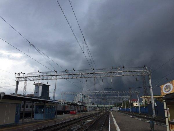 Ростов после дождя стал «мини-Венецией»