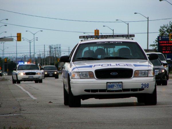 13-летний угонщик в полицейской погоне разогнал краденое авто до 160 км/ч