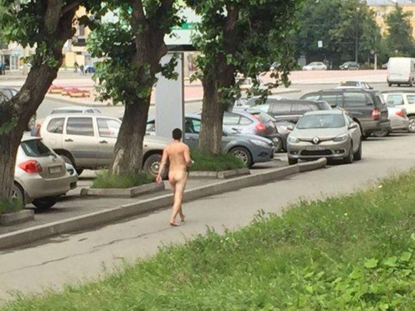 В Пятигорске голый мужчина искал девушку Алину