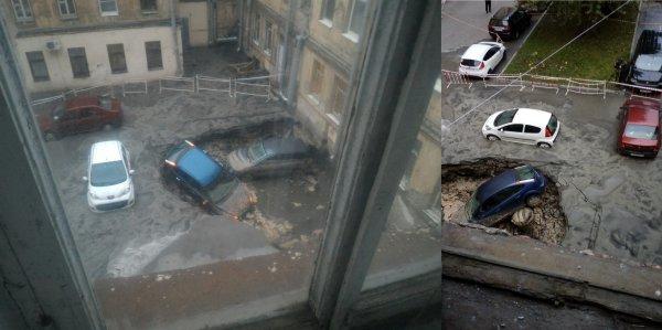 Два человека погибли в Петербурге из-за прорыва трубы с кипятком