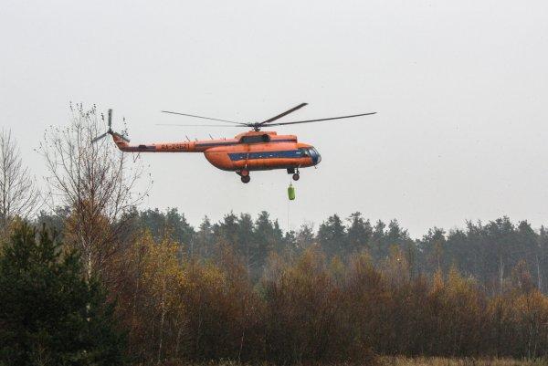 Пилот вертолета, совершившего аварийную посадку в Якутии, жив