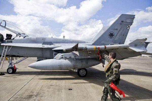 База ВВС США во Флориде серьезно пострадала во время урагана «Майкл»