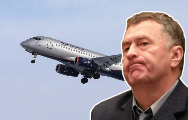 Виноваты импортные детали: Жириновский предвидел трагедию SSJ-100 ещё в 1994-м году