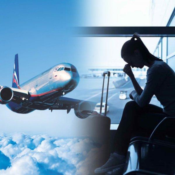 Приговор «Аэрофлоту»? Очередной самолет Sukhoi SuperJet 100 не вылетел по назначенному рейсу
