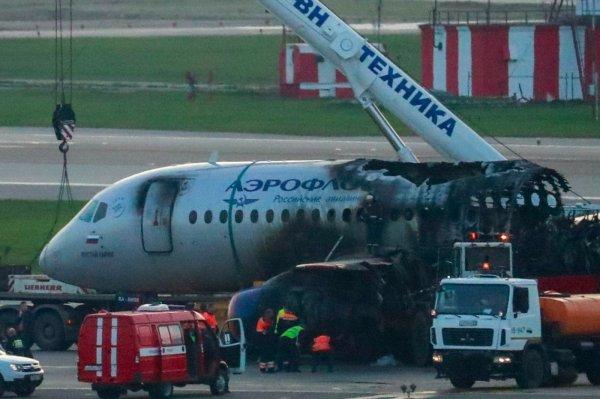 Чемоданы не при чём: Пассажиры хвоста SSJ-100 не имели шансов на выживание