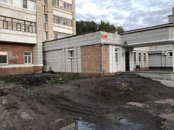 Раскопали и бросили: В Ульяновске ЖКХ оставил жителей многоэтажек без воды