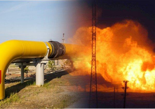 Пожар на магистральном газопроводе в Пермском крае обошёлся без жертв