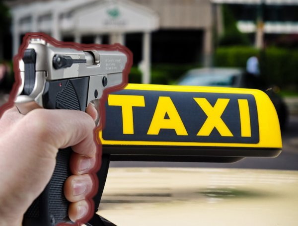 Опасное жёлтое такси. В Подмосковье драка с таксистом закончилась стрельбой