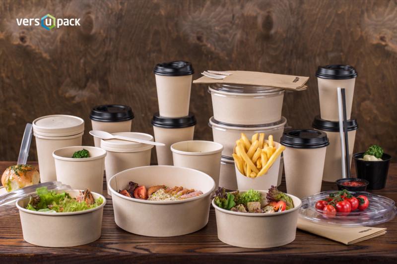 Бумажная упаковка для еды - это то, что не хватает вашей компании для достижения успеха