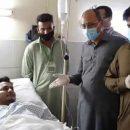 Выживший пассажир рассказал подробности авиакатастрофы в Пакистане