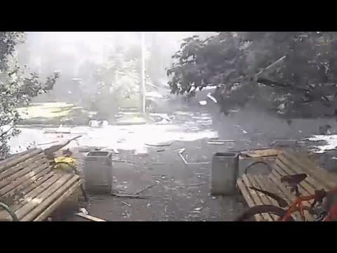 В результате взрыва дома в Москве погиб один человек