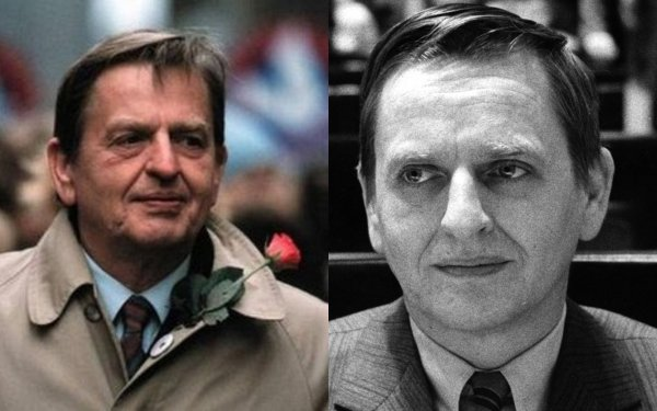 В Швеции прекратили расследование 34-летней давности об убийстве премьер-министра