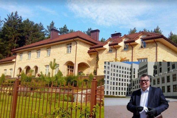 В дом кандидата в президенты Белоруссии Виктора Бабарико явились силовики